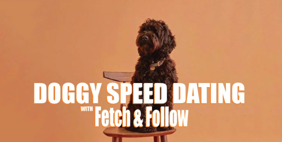 Doggy Speed Dating